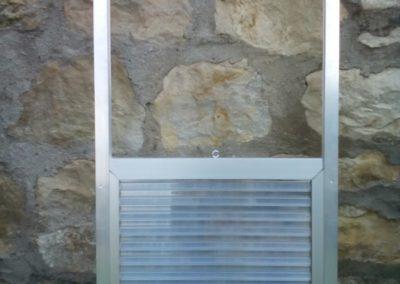 Vletové okno 35 x 35 cm